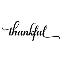 "Day 25 – ""Thankful""……Are you being thankful everyday?"